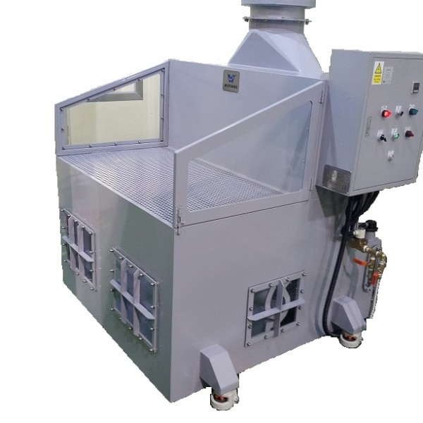 Table Type Wet Scrubber(TWS series) > Wet Scrubber | WOOYANG ENG
